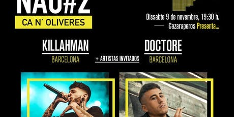 INTER BREAK MUSIC ( concierto KILLAHMAN y DOCTORE + DJ SWITCH) entradas