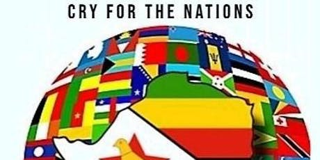 PRAYER FOR ZIMBABWE & THE NATIONS - JOIN US AS WE GATHER TO PRAY tickets