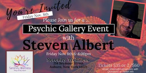 Steven Albert: Psychic Gallery Event - Serenity 11-08