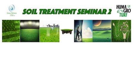 Soil Treatment Seminar 2 tickets