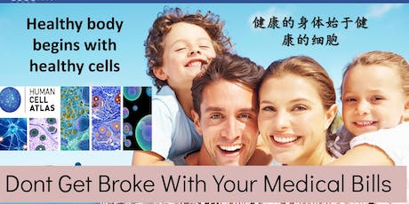 Discover How Your Body Can Heal Itself (B.Msia) tickets