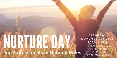 Nurture Day For Professionals in Helping Roles