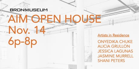 AIM Open House | The Block Gallery tickets