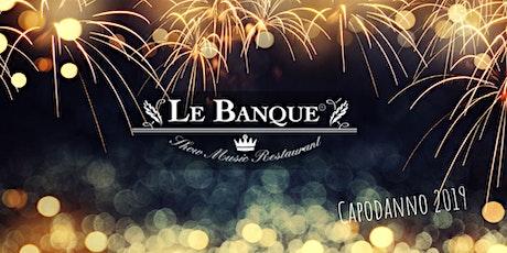 Capodanno 2020 - Le Banque Milano tickets