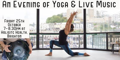 Yoga & Live Music Evening