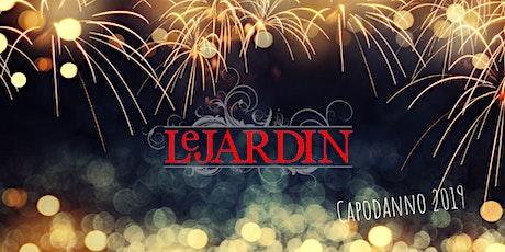 Capodanno 2020 - Le Jardin Milano  biglietti