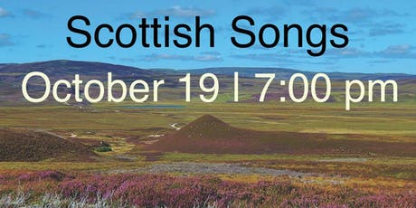 Scottish Songs house concert tickets