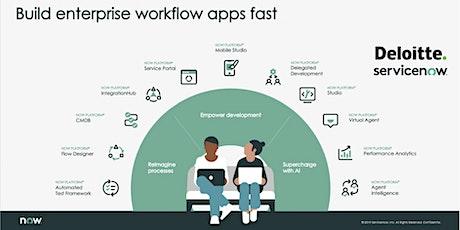 Transformando la Experiencia del Colaborador con ServiceNow entradas