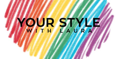 Find your colours with Laura tickets