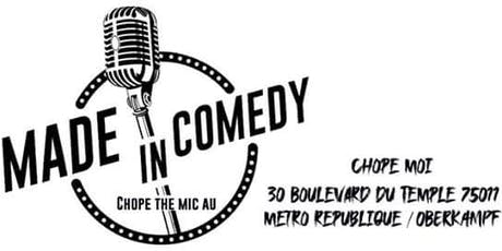 Made in Comedy - VIII édition billets