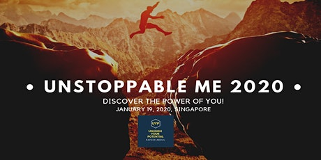 Unstoppable Me 2020 - Discover The Power of YOU! tickets