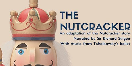 The Nutcracker, an adaptation of the Nutcracker story with music from Tchaikovsky's ballet tickets