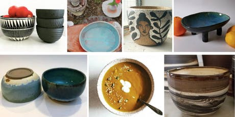Empty Bowls: Choose a bowl, share a meal, fight hunger! tickets