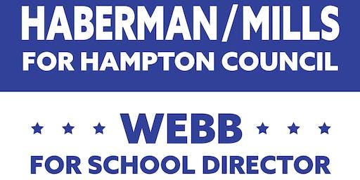 Hampton Democratic Committee Candidate Meet & Greet