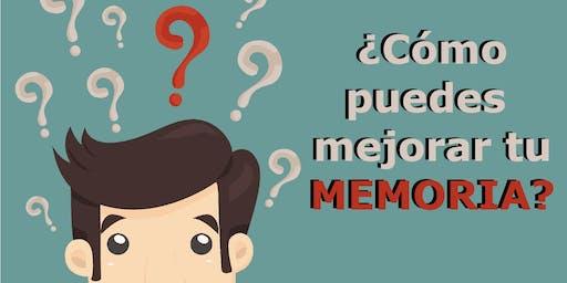 ¿CÓMO PUEDES MEJORAR TU MEMORIA?