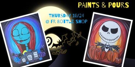 Paints & Pours tickets