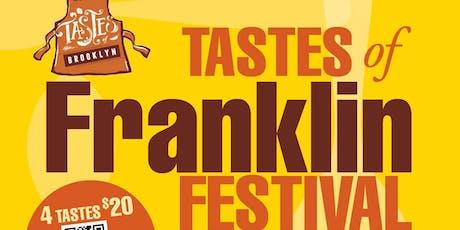 Tastes of Franklin Avenue Festival tickets