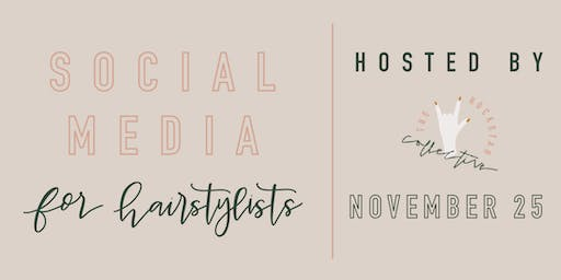 Social Media Class for Hairstylists
