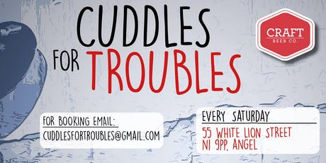 Cuddles for Troubles Comedy Night tickets