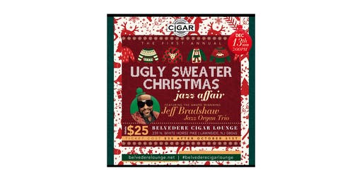 Ugly Sweater Jazz Affair
