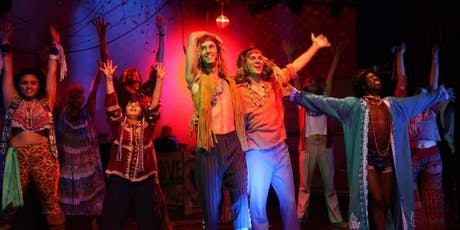 Village ArtReach Foundation Fundraiser Night at the Theater featuring HAIR tickets