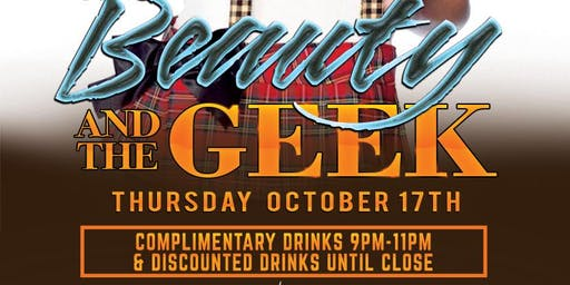 Beauty & the Geek Special Event @ Honey Delray Thursdsy Night