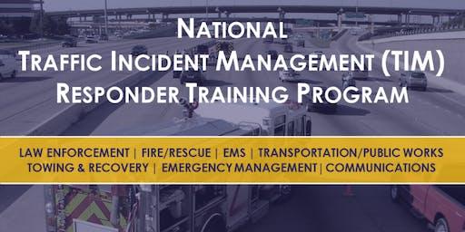 National Traffic Incident Management Training - Woodstock