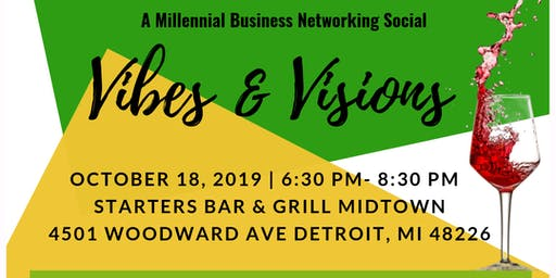 Vibes and Visions: The Millennial Meet Up