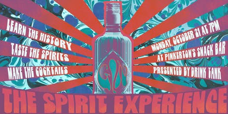 The Spirit Experience: Welcome to Gin tickets