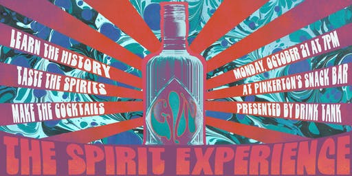 The Spirit Experience: Welcome to Gin