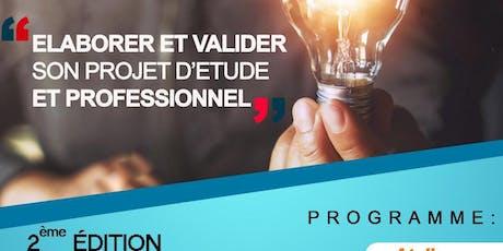 FORUM SUR LA PRÉPARATION AU MONDE PROFESSIONNEL billets