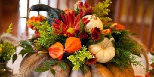 Ashley Marie Designs Signature Fall Centerpiece