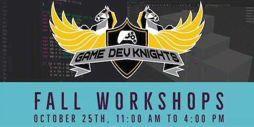 Beginner Unity Workshop