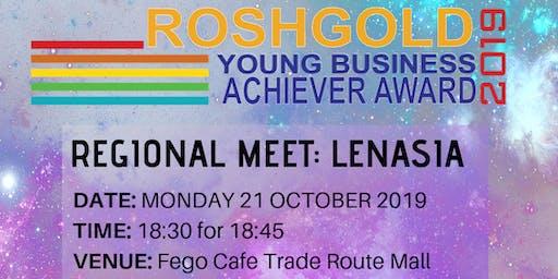 Roshgold YBAA 2019 Regional Meet - Lenasia Launch