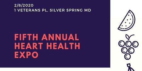 Fifth Annual I Heart Health Expo tickets