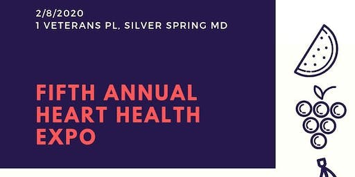 Fifth Annual I Heart Health Expo