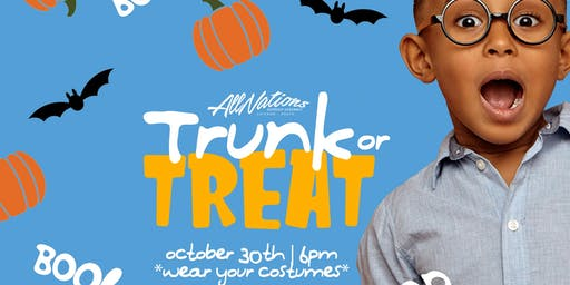 Trunk or Treat at ANWA SOUTH