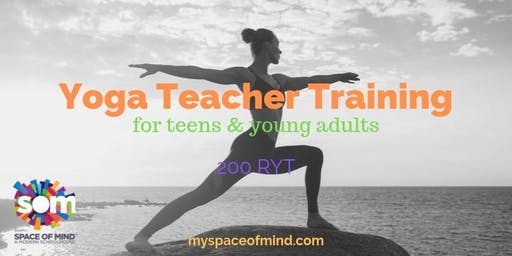 Hatha Flow Yoga Teacher Training with Space of Mind