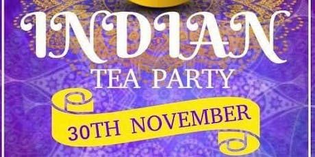 Indian Tea Party 11am - 1pm tickets