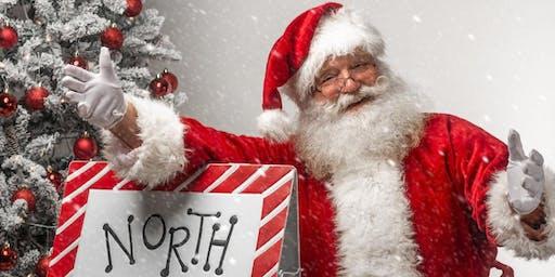 Santa Photo Mini-Sessions
