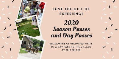 Experiential Giving: Annual Pass and Visit Gifting