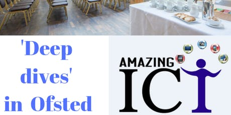 Deep Dives - Helping schools to impress Ofsted tickets