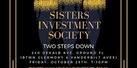 Sisters Investment Society Networking Event - New Members Forum tickets