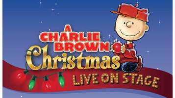 """A Charlie Brown Christmas Live On Stage"""