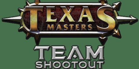 Texas Masters Team Shootout tickets