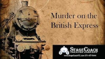 """""""Murder on the British Express"""""""