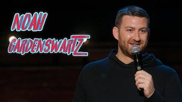 Bombs Away! Comedy Presents Noah Gardenswartz