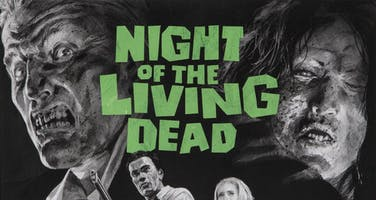 """Interactive Movie Night -- """"Night of the Living Dead"""""""