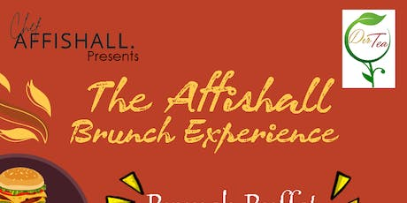 The Affishall Brunch tickets