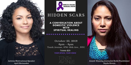 Hidden Scars: A Conversation About Domestic Violence With Spiritual Healing
